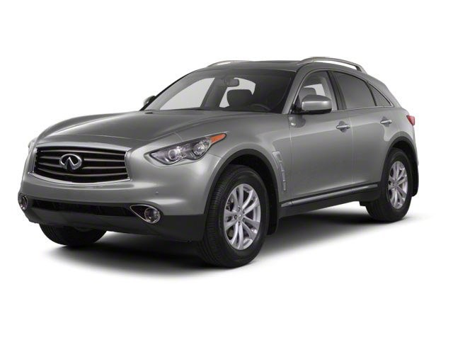 Pre-Owned 2012 INFINITI FX35 Limited Edition