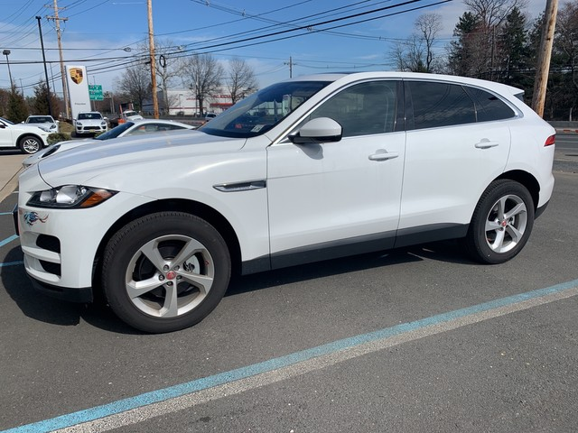Used Jaguar F Pace Lawrence Township Nj