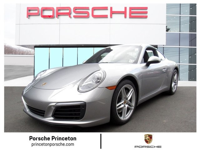 pre-owned 2017 porsche 911 carrera coupe in lawrence township #u3071