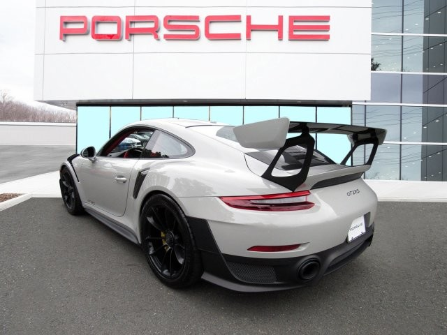 Pre-Owned 2018 Porsche 911 GT2 Weissach RS