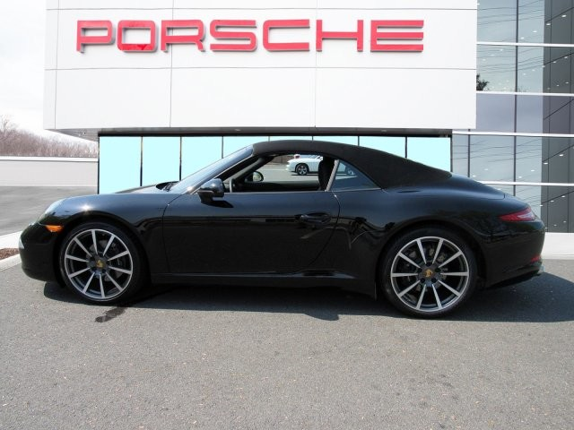 Certified Pre-Owned 2016 Porsche 911 Carrera Black Edition