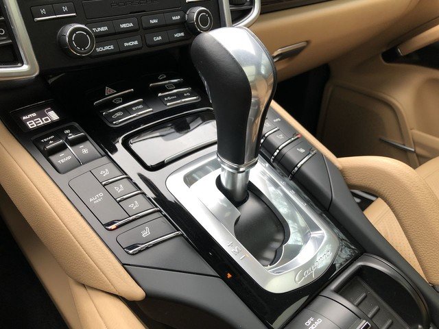Certified Pre-Owned 2017 Porsche Cayenne