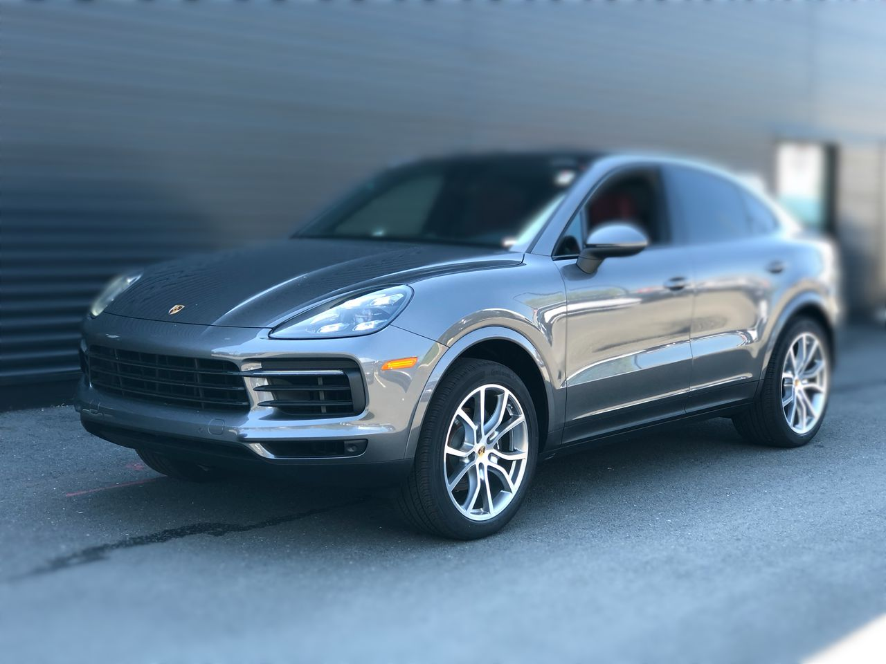New 2020 Porsche Cayenne Coupe Suv In Lawrence Township P20191 Porsche Princeton