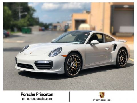 New 2019 Porsche 911 Turbo S Coupe